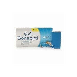 Songbird Disposable Hearing Aid